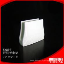 Nice дизайн eurohome фарфора для салфеток для ресторана