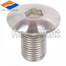 titanium round head bolts