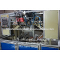Antomatic CNC 5 axis broom drilling and filling machine(1drilling and 1 tufting head)