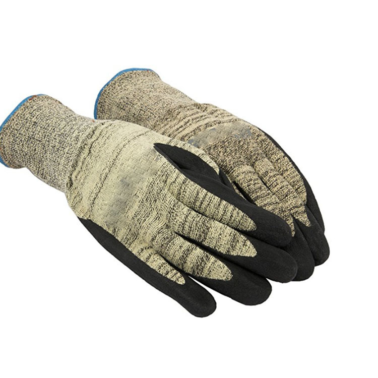 coated safety gloves