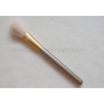 Private Label Soft Nylon cabelo Blush Pó Makeup Brush