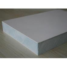 Paneles de sándwich aislados FRP XPS con recubrimiento de gel