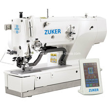 Zuker Juki ordinateur bouton droite Holing Machine à coudre industrielle (ZK1790S)
