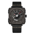 Man Black Sport Watch
