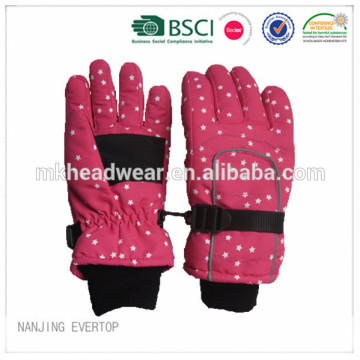 Children Cute Winter Ski Gloves Wholesale