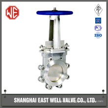 cf8/cf8m lug type knife gate valve