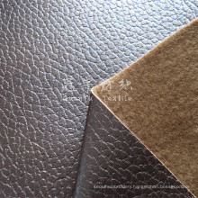 Synthetic Suede Leather Bonded Breathable Fabric