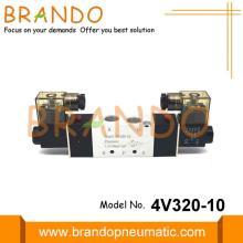 Válvula Solenóide Pneumática Série 4V300 3/8 ''