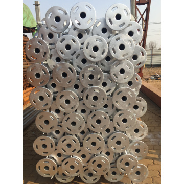 Sydkorea Solar Energy Ground Screw Pile