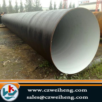 DN550 large diameter Lsaw Steel Pipe
