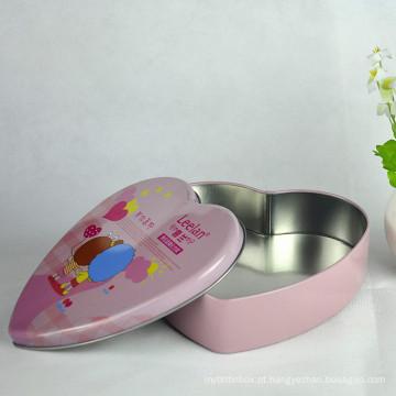 Embalagem de estanho de presente pequeno, Embalagem de presente cosmético, Embalagem de presente de casamento