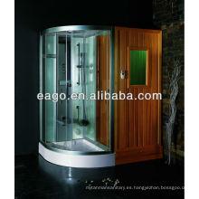 Sala de sauna de infrarrojo lejano con ducha de vapor (DS205F3)