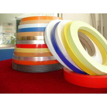 Borda de borda de PVC