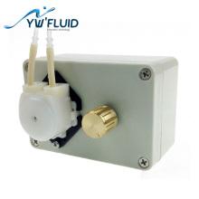 Лабораторный аналитический дозирующий насос-дозатор AC220V Адаптер