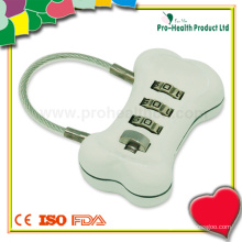 Bone Shape Digital Luggage Lock