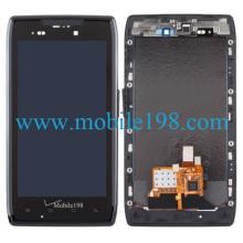 Pantalla LCD y digitalizador con marco para Motorola Droid Razr Xt912