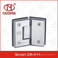 135 graus de vidro de aço inoxidável para dobradiça de vidro do chuveiro (CR-Y11)