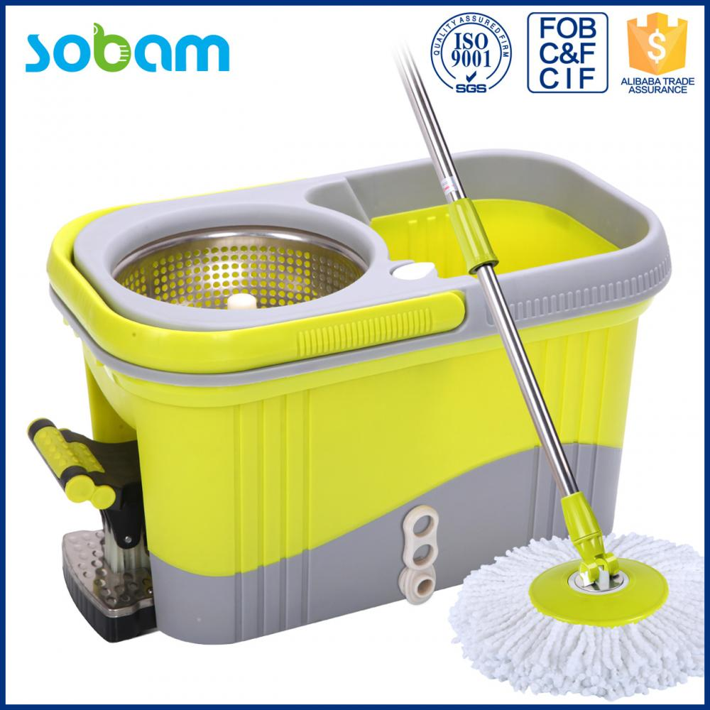 TV Shopping Powerful Cleaning Assemble 360 Magic Mop