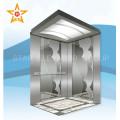 Ascenseur élévateur en acier inoxydable pour 13 passagers