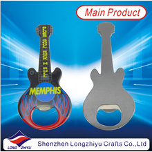 Guitar Bottle Opener Hardware Metal Bottle Opener
