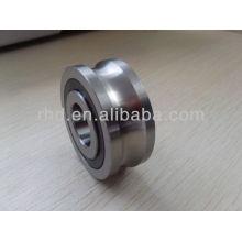 С профилированным роликом для наружного кольца LFR5202