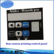 Interruptor de teclado de sobreposição profissional Com serviço de longo prazo