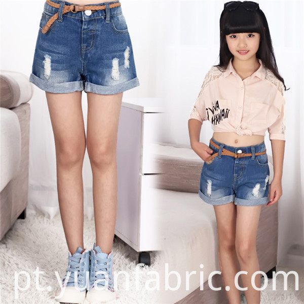811 Ripped Jeans Shorts