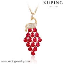 41645-Xuping мода высокое качество и новый дизайн ожерелье