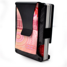 Latest Design Money Clip Wallet Credit Card Holder