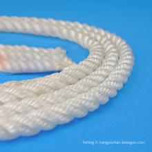 Corde tressée de ligne de pêche en nylon