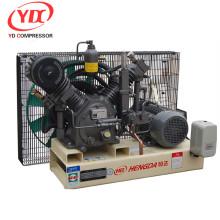 Machine de forage de puits d'eau de compresseur d'air à faible bruit stable de Jiangsu avec du CE
