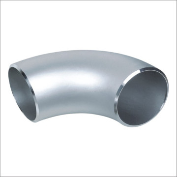 90 degree mild stainless steel weld pipe fitting elbow