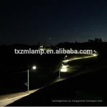 a luz de rua de poupança de energia nova da energia solar de YANGZHOU / conduziu o código da luz de rua hs