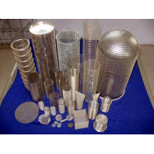 Mallas de perforación / Malla de filtro perforado