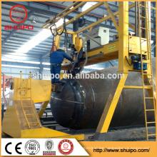 2017 Automatic Welding Machine for Circumferential Seams of Irregular Shaped Tank welding equipment/inverter/machine