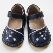 Elegant Baby Girl Shoes Noir