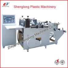 Hülsen-Etikett Plastikfolie Automatische Schneid- & Schneidemaschine (TCJ-QD550)