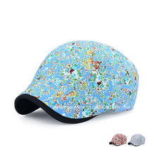 Fashion Full Printing Lady IVY Cap Hat