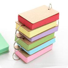 cahier à spirale en gros pas cher avec pages en couleur