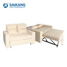 SKE001-4 Dual-Use Multifunctional Manual Modern Fabric Sofa Chair