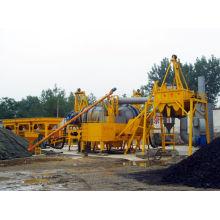 Мобильный асфальтобетонный завод Qlby-60 / 60tph