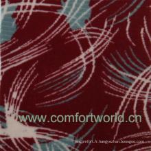 Visqueux Jacquard tissu pour siège-auto