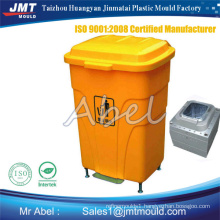plastic trash bin injection moulds