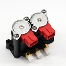 Válvula do compressor de suspensão a ar para BMW E65 E66