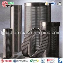 Нержавеющая сталь AISI 316L Нержавеющая сталь провода Обернуты экрана