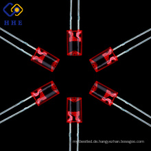 Brandneue 5mm rote säulenförmige und konkave LED-Diode mit niedrigem Preis