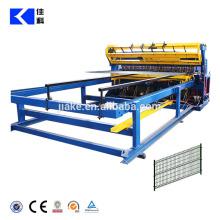 Línea de máquina de malla de panel de cerca 3D