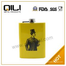gift 12oz hip flask for men