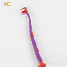 Gros pas cher enfants Eco-Friendly brosse à dents souple