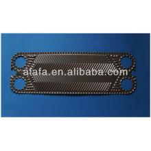 Vicarb V13 связанных с титановой пластиной для теплообменника